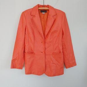 Bianca Nygard | leather jacket